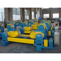 Self Adjustment 80T Heavy Duty Pipe Stands, Wireless Control Welding Pipe Stands with Rollers