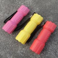 China Plastic Flashlight (SD-3510) on sale