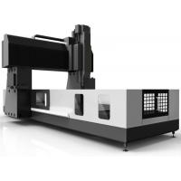 Buy cheap Linear Way Double Column VMC Machine For Automotive Transmission Shafts from wholesalers