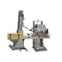 China Automatic High Speed Plastic Bottle Capping Machine Equipment Easy Operation on sale