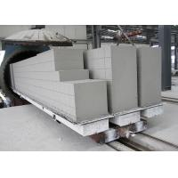 Wholesale Light Weight AAC Block Manufacturing Plant , Fly Ash Brick Making Plant from china suppliers