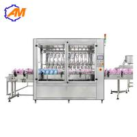 Wholesale Factory direct sales custom automatic laundry liquid filling machine from china suppliers