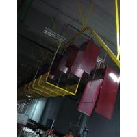 Space Saving Refrigerator Assembly Line Overhead Conveyor