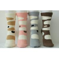 Wholesale Warm Cashmere Knitted Ladies Cashmere Socks from china suppliers