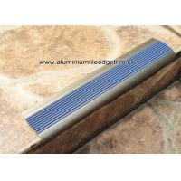 Wholesale Economic Aluminum Step Edging /  Nosing For Stair Tread Matt Champagne NLP8.0 from china suppliers