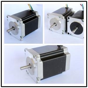 RoHS Approved Camera Movement Hybrid Stepper Motor 0.9º Stepper Angle