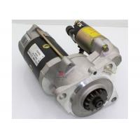 Wholesale HD512 Excavator Starter Motor SH265 Sumitomo Excavator Engine 6DR5 M003T57575 from china suppliers