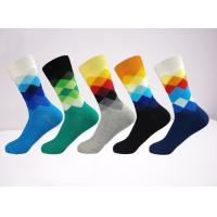 Wholesale Fashion Happy Men Socks , Assorted Colorful Premium Cotton Sock For Women from china suppliers