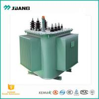 Wholesale 80kva 630kva 1600kva Three-Phase 50Hz S11 S13-M·RL Stereoscopic Wound Core Oil Immersed Power Distribution Transformer from china suppliers
