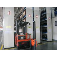 Wholesale Corrosion Protection Automatic Storage And Retrieval System With Pallet Racking from china suppliers