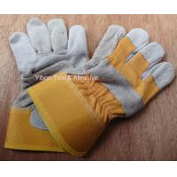 "Wholesale 10.5"" Short Leather Welding Safety Gloves from china suppliers"