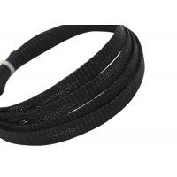 """Wholesale 1 / 4 """" Expandable Braided Cable Sleeving PET Material For Wire Harness Cover from china suppliers"""