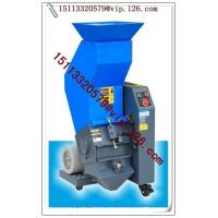 China 3 phase-380V-50Hz low speed Granulator for instant recycling on sale