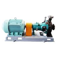 Horizontal Split Volute Chemical Process Pump , Single Stage Chemical Transfer Pumps for sale