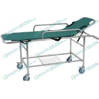 China Detachable paramedic ambulance stretcher trolley dimensions 195 * 60 * 80cm on sale