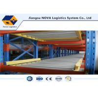 Wholesale Cost Effective Storage Gravity Pallet Racking Adjustable For High Capacity from china suppliers