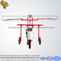 Wholesale 300L Diesel power Self-propelled agricultural sprayer from china suppliers