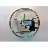 Small size high precision refrigerator thermostat  , temp range -25~10°C for sale