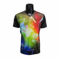 China Stretchable Short Sleeve Running Shirt , Running Sportswear All Sizes Available for sale