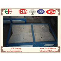 Wholesale High Cr Cast Iron Parts Wear Plates AS 2027 Cr15 Mo3 HRC60 EB20074 from china suppliers