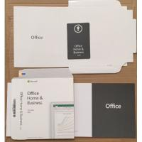 Wholesale USB Office 2019 Pro Plus Download , Retail Box Activation Online Office 2019 Pro PLUS License from china suppliers