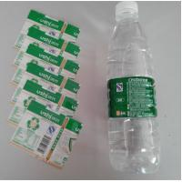 Wholesale PVC Water Bottle Shrink Sleeve Labels For Detergent Bottle Packaging from china suppliers