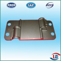 Wholesale 2015 High quality OEM railway Tie plate for rail construction project--Anyang Forging from china suppliers