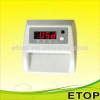 Quality Mini Protable Multi Banknote Detector With Rechargable Battery for sale