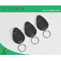 Wholesale ABS key tag/keyfob/keyring,Model:ZT-YB-KF24,45×30×5.5mm from china suppliers