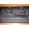 180mm Wide Excavator Rubber Tracks For Mini Excavator Kubota Kx21 / Bobcat 418 / E08 for sale