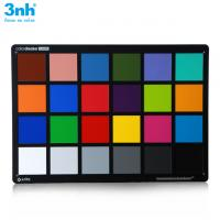 China 24 Color Checker Resolution Test Chart High Resolution Photographic Paper For Reflectance on sale