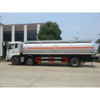 Wholesale Sinotruk Howo Oil  Tanker Truck 6x2 21.3M3 Tank Volume With Manual Transmission from china suppliers