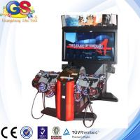 Wholesale 2014 3D video alien paradise lost gun pc simulator shooting game machine for sale from china suppliers