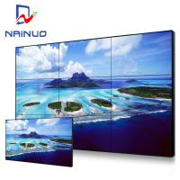 Commercial Video Wall Floor Stand , Large Format Display Big Screen 22mm