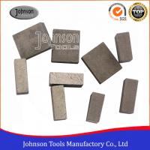 Wholesale Long Life 1600mm Diamond Segment Stone Cutting Segment Segmented Bond Tool from china suppliers