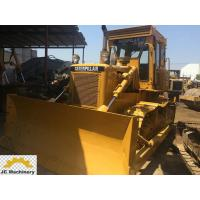 104Kw Used Cat Bulldozer D6D With Turbocharged Aspiration Newly Painted for sale