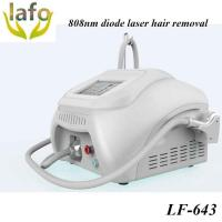 China 808nm Diode Laser Hair Removal / Laser Hair Removal Machine Price/ Permanent Hair Removal on sale