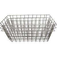 Wholesale Stainless 316 316l Hanging Industrial Wire Mesh Basket , Metal Mesh Basket from china suppliers