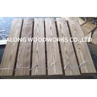Wholesale Natural Sliced Cut Russia Ash Wood Veneer Sheet For Following Top Layer from china suppliers