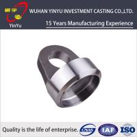Stainless Steel Investment Casting Pipe Fittings With CNC Machining And Polishing Process
