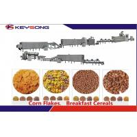 Wholesale Reliable Breakfast Cereal Making Machine Breakfast Cereal Production Line from china suppliers