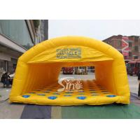 Wholesale Outdoor kids N adults inflatable obstacle rush made of best material for interactive activities or events from china suppliers