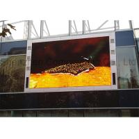 Wholesale Customized P10 SMD Advertising Outdoor Full Color LED Display Large High Brightness  Video Wall for Building from china suppliers