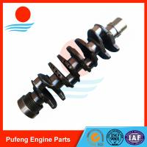 Wholesale crankshaft for Volvo, BF4M1013 D4D crankshaft 04256816 02929962 04294257 04299259 fits excavator EC140B from china suppliers
