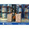 Buy cheap Popular Adjustable Industrial Pallet Racks Heavy Duty Warehouse Shelving from wholesalers