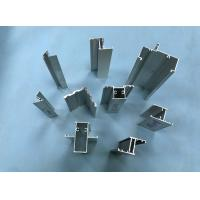 Wholesale Durable 28mm Aluminum Window Mullion Powder Coating Charcoal OEM Available from china suppliers