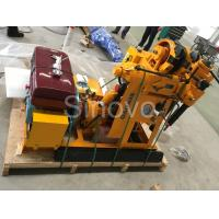 Wholesale Small Sinovo Spindle Core Drilling Rig For Soil Investigation from china suppliers