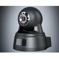 Wholesale House wifi Dome Web Mini 720P Camera PTZ , p2p , White / Black from china suppliers