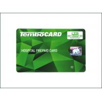 China Loyalty VIP Magnetic Stripe Card Contact Type Read - Write Method 0.76mm Standard Thickness for sale