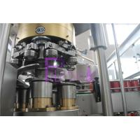Wholesale High Speed Coke Filling Machine , 2 In 1 PLC Can Filling Line from china suppliers